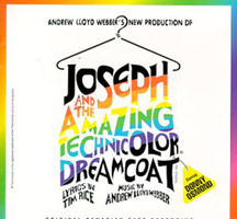 Joseph and His Amazing Technicolor Dreamcoat: