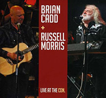 Brian Cadd/Russel Morris: Live at the Con