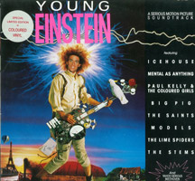 Mental as Anything: Rock & Roll Music Young Einstein