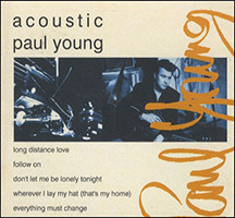 Paul Young: Self Titled