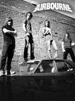 Airbourne - WWE