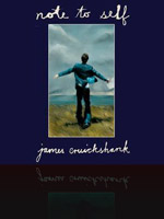James Cruickshank - Note to self